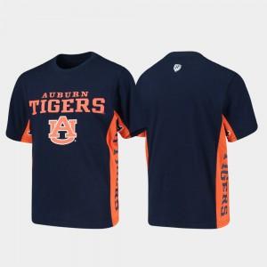 Tigers Youth(Kids) T-Shirt Navy Side Bar University 937806-661